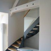 Treppe Mit Setzstufen treppen innen